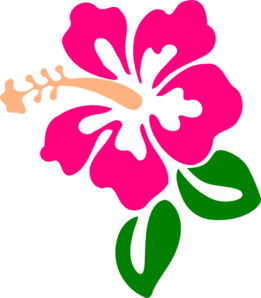 261x298 Hibiscus Md.png Fazer Clip Art, Royalty