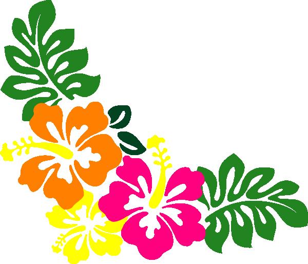 600x514 51 Free Hibiscus Clip Art