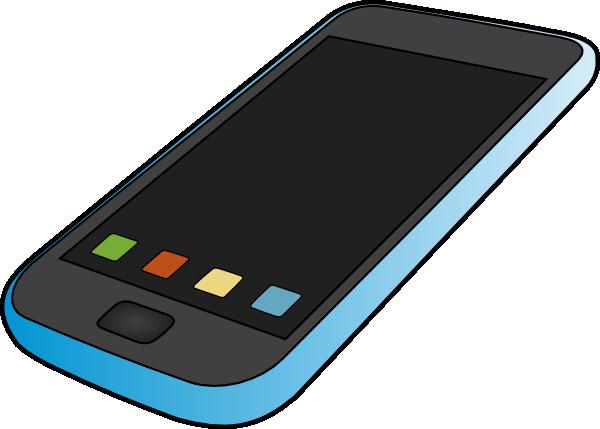 600x429 Mobile Phone Clipart Smartphone Clip Art