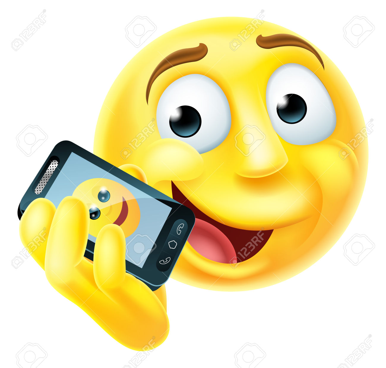 1300x1240 Smile Clipart For Mobile