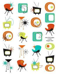 197x255 Image Result For Retro Modern Clip Art Clutch Modern