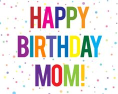 236x188 Happy Birthday Mom Clipart