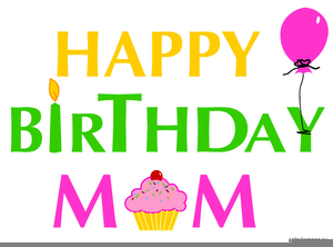 300x222 Happy Birthday Mother Clipart Free Images
