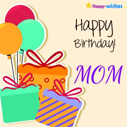 500x500 Happy Birthday Wishes For Mom Quotes, Images And Memes
