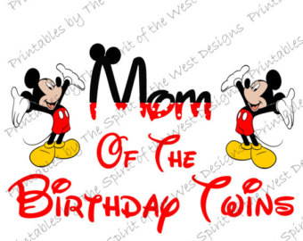 340x270 My First Birthday Mickey Mouse Image Use As Clip Art Or Print
