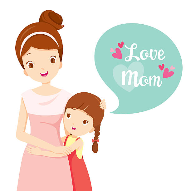 612x612 Collection Of Mom Hugs Clipart High Quality, Free Cliparts