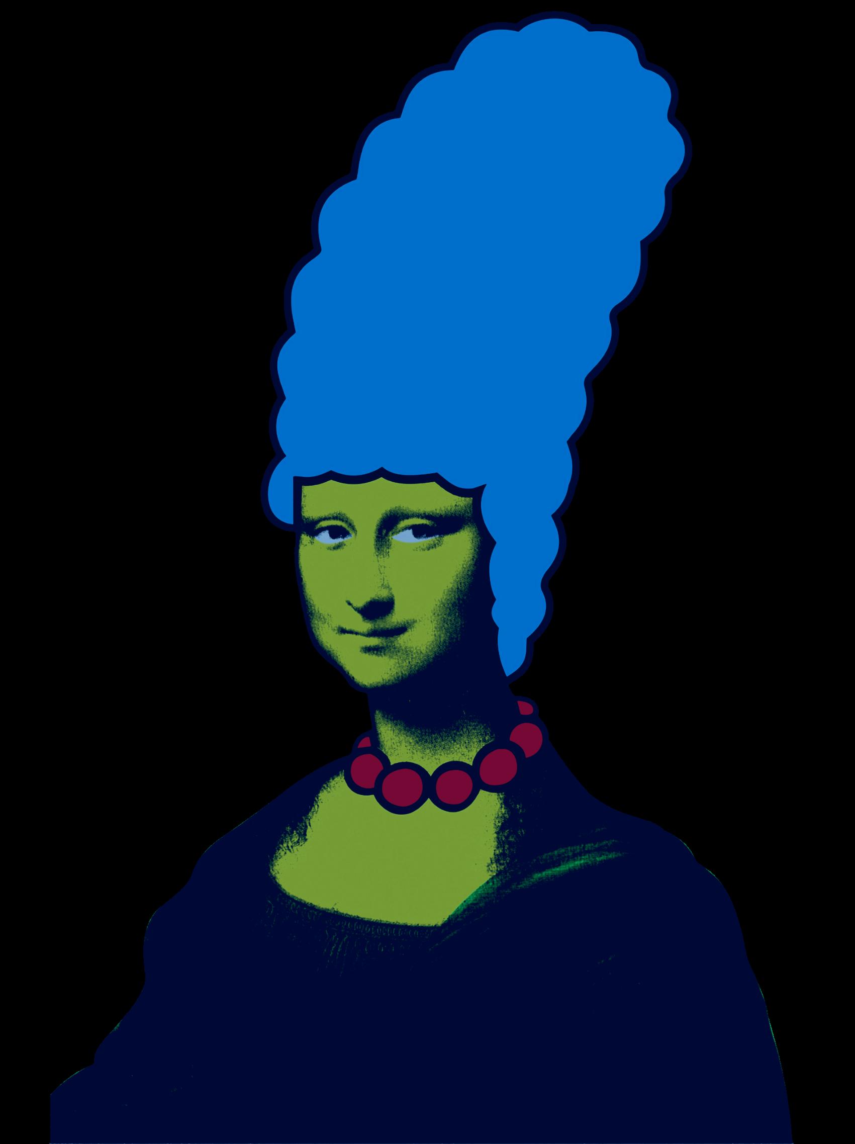 1701x2275 Mona Lisa