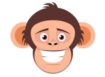 210x153 Lofty Idea Ape Clipart Free Monkey Clip Art Pictures Graphics
