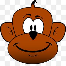 260x260 Primate Monkey Clip Art