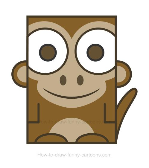 498x562 Monkey Clipart Monkey Clipart 004 Free Clip Art