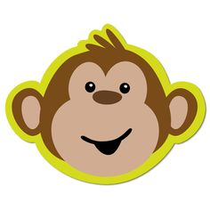 236x236 Clip Art Baby Monkey Face Clipart