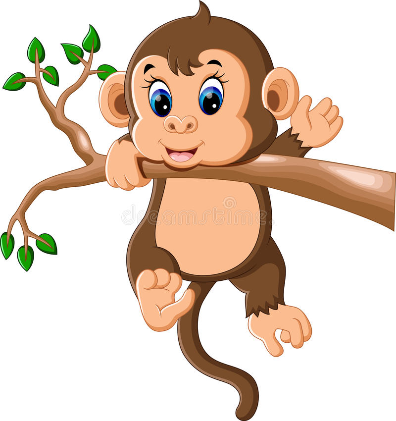Monkey Clipart For Kids