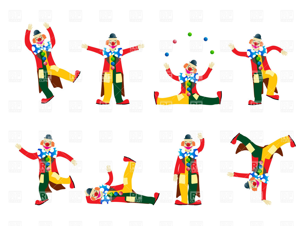 1200x900 Inspiring Clowns Pictures Free Circus Happy Clown Fooling About