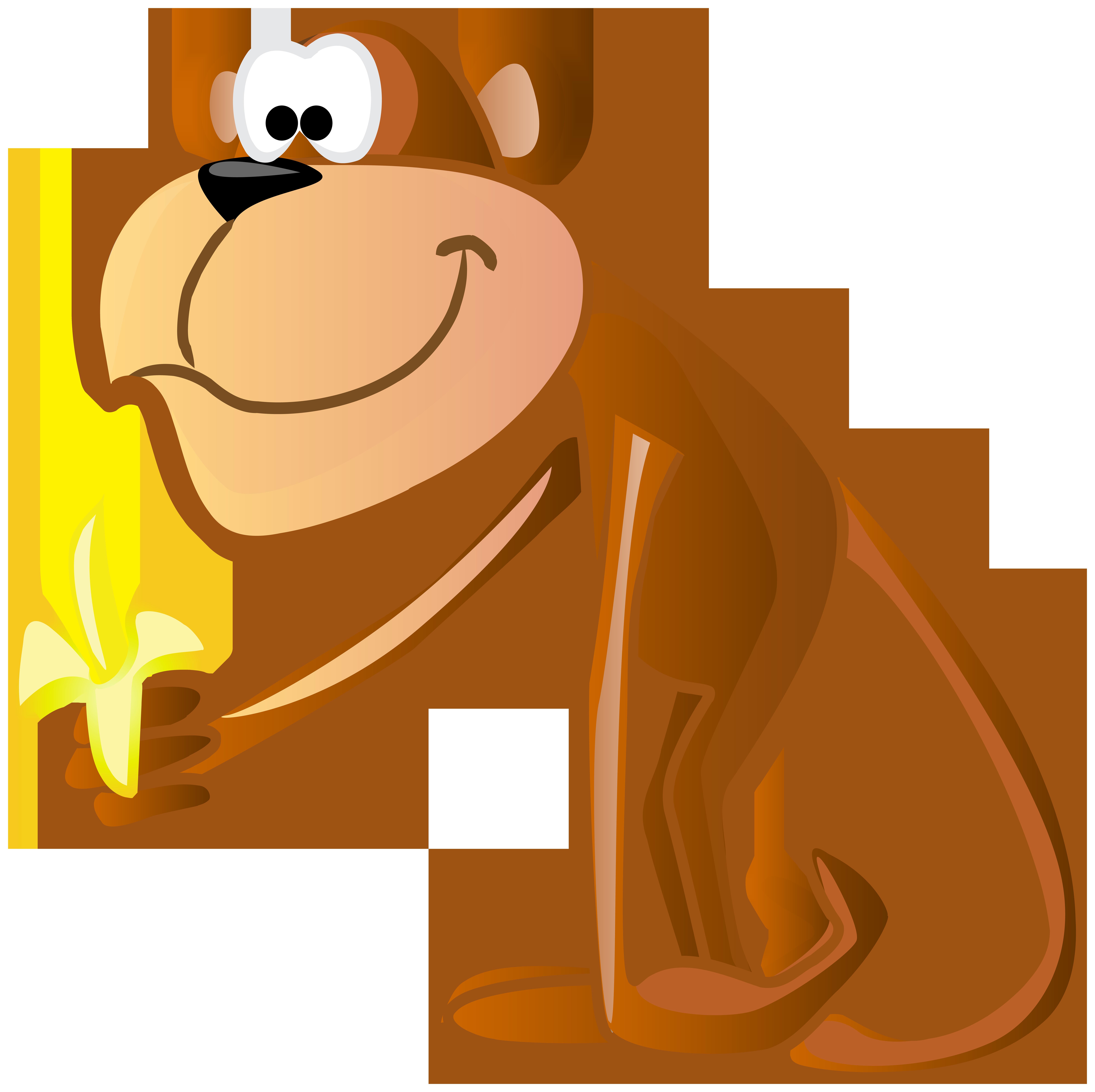 8000x7980 Monkey Cartoon Clip Art Imageu200b Gallery Yopriceville