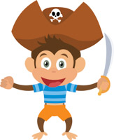 163x200 Search Results for monkey clipart