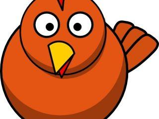 320x240 Chicken Cartoon Images chicken cartoon clip art free vector in
