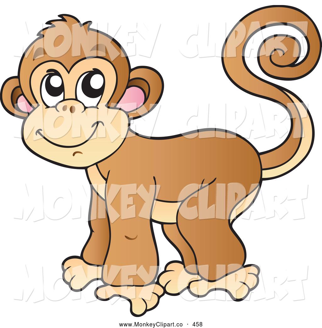 1024x1044 Monkey Clip Art For Kids Free Clipart Panda