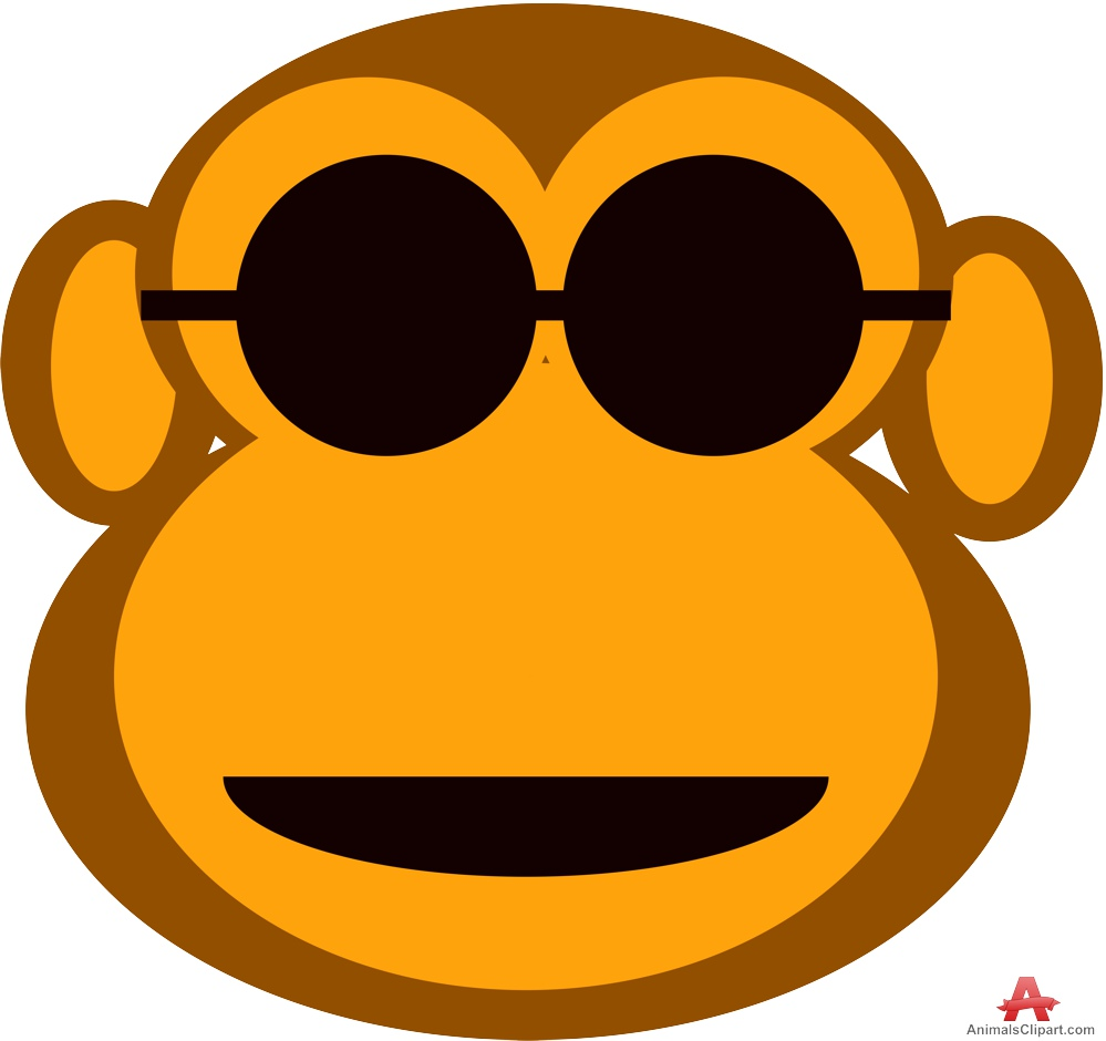 999x940 28+ Collection of Monkey Head Clipart High quality, free