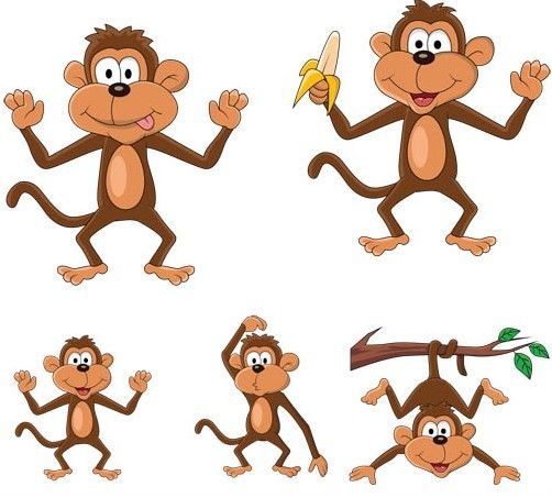 502x453 Attractive Design Funny Monkey Clipart Drawings Clip Art Huge