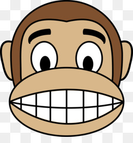 260x280 Monkey Face Png And Psd Free Download