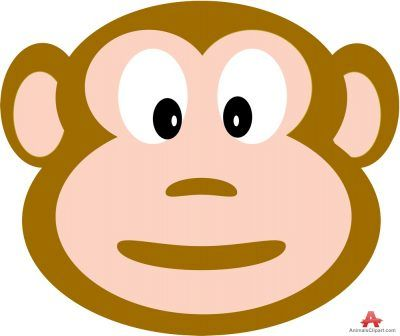 400x336 The Top 5 Best Blogs On Monkey Face Clip Art Free