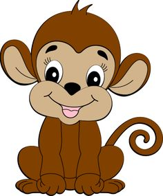 236x285 Cute Cartoon Monkeys Monkeys Cartoon Clip Art Cartoon Images