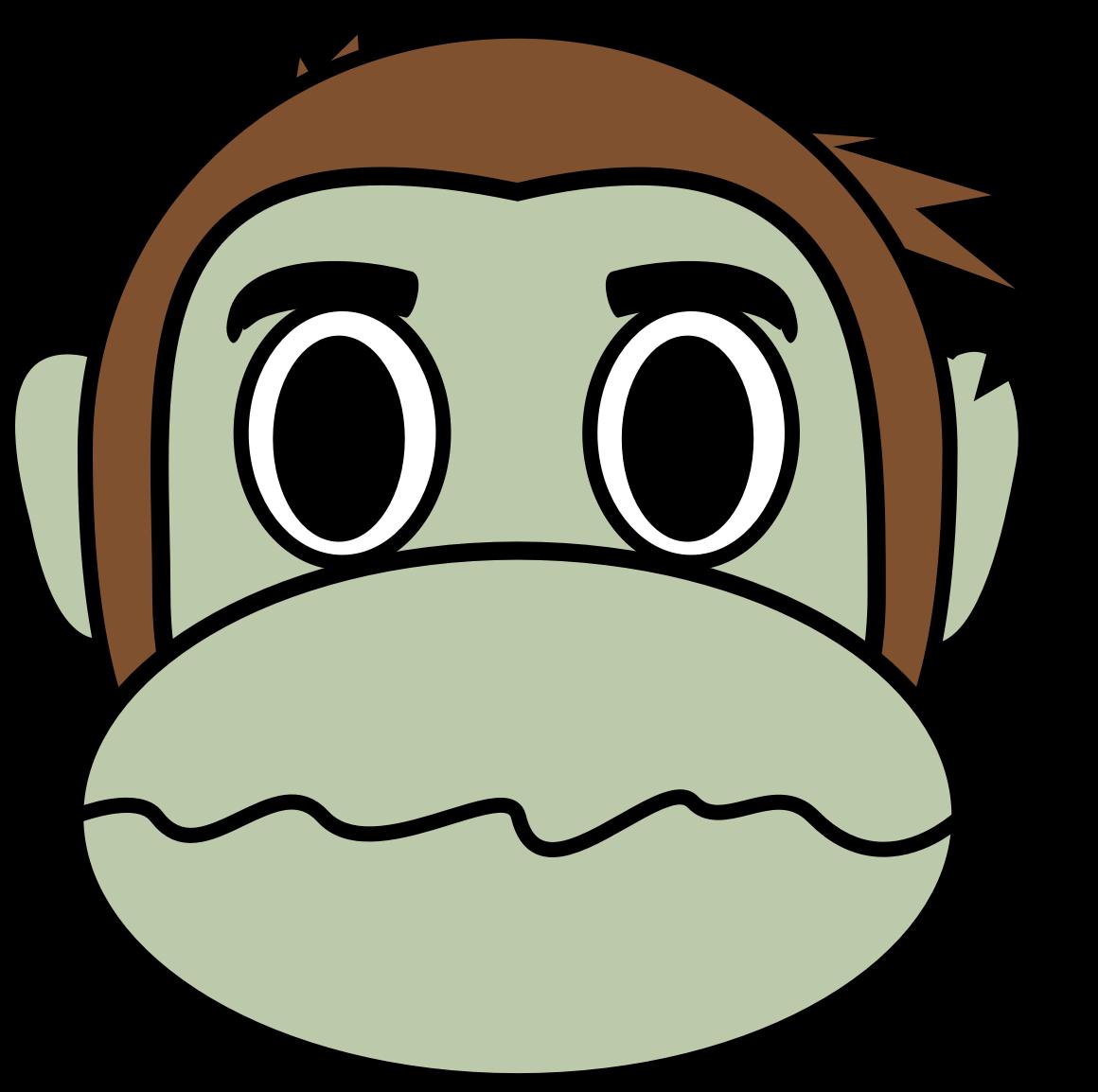 1160x1154 Monkey Emoji