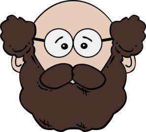 297x267 Beard Clipart Amp Beard Clip Art Images