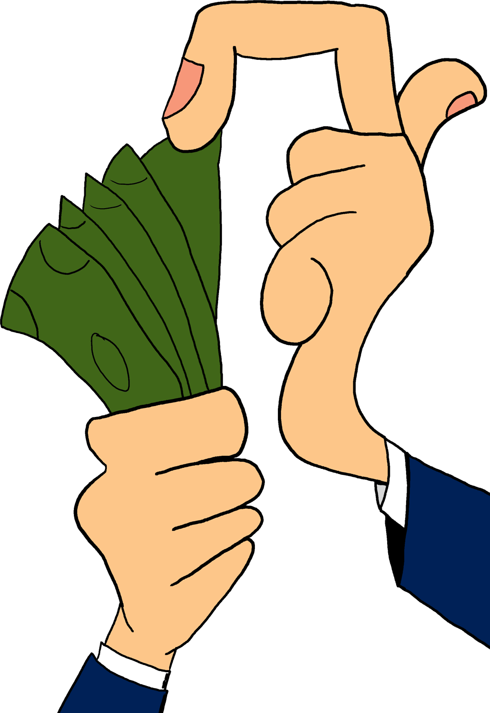 982x1428 Monopoly Banker Guy Clipart