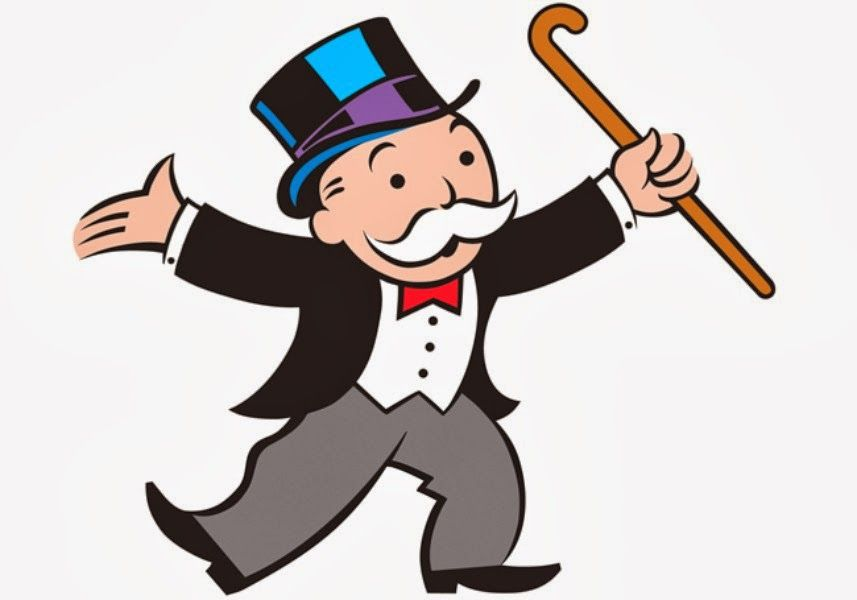 857x600 Monopoly Clipart All Kinds Of Monopoly Clipartfree Game Theme