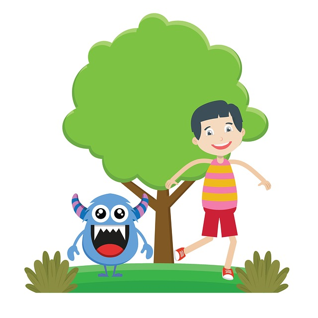 640x640 Free Photo Monster Clipart Kids Bogey Media Classes Cartoon