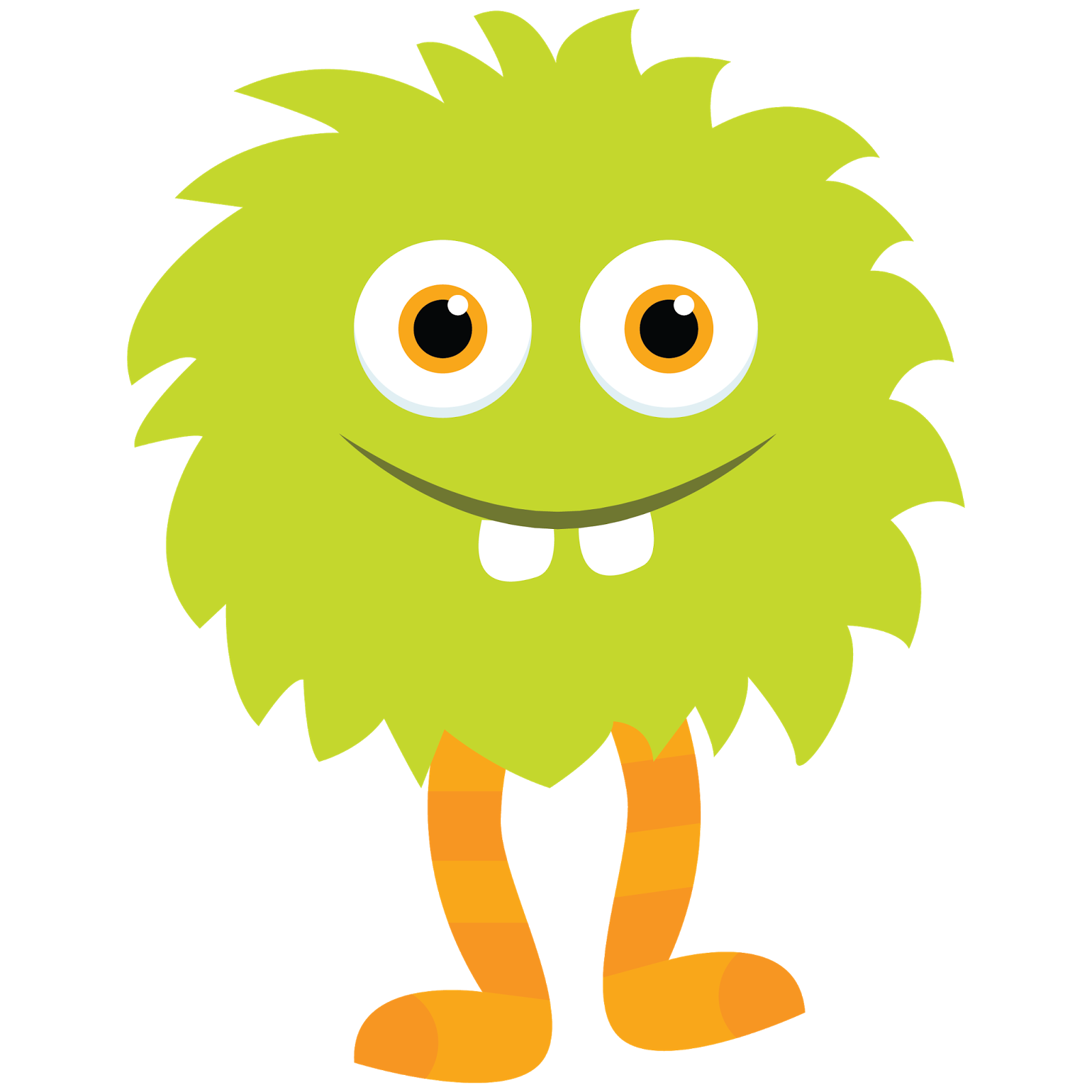 1600x1600 Collection Of Cute Little Monster Clipart High Quality, Free