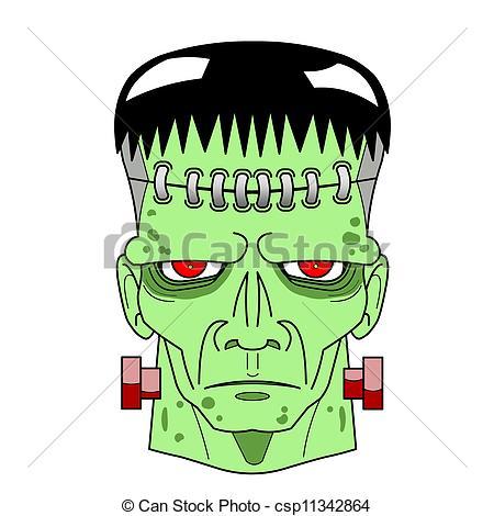 450x470 Halloween Frankenstein