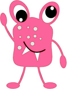 236x312 Collection Of Pink Monster Clipart High Quality, Free