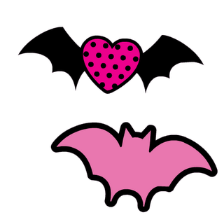 320x317 Flying Heart And Bat By Monsterhigh1123 D5h3j4w.png