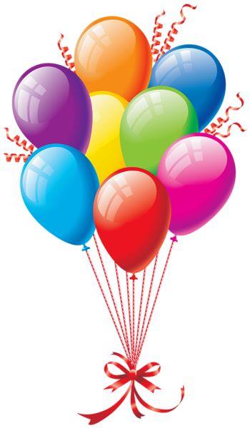 350x600 18 Best Balloon Clip Art Images On Happy Birthday