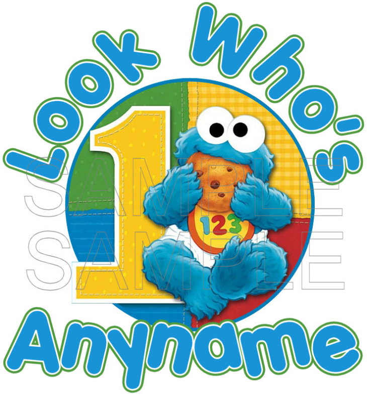 730x800 Cookie Monster Clipart