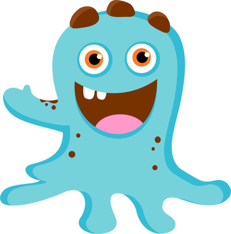 Monsters Inc Boo Clipart