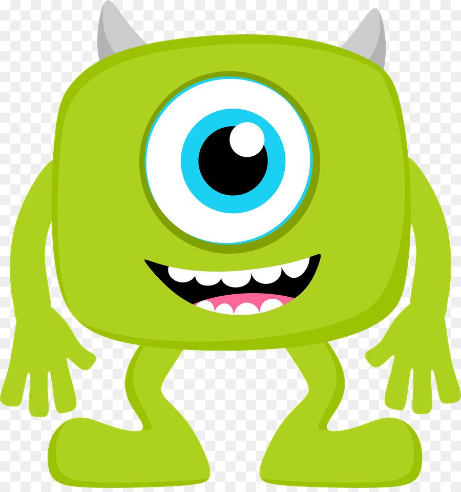 900x960 Mike Wazowski Monsters, Inc. Clip Art