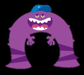286x256 Monstros Sa