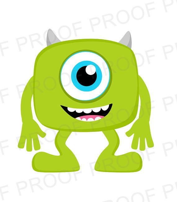 Monsters Inc Clipart