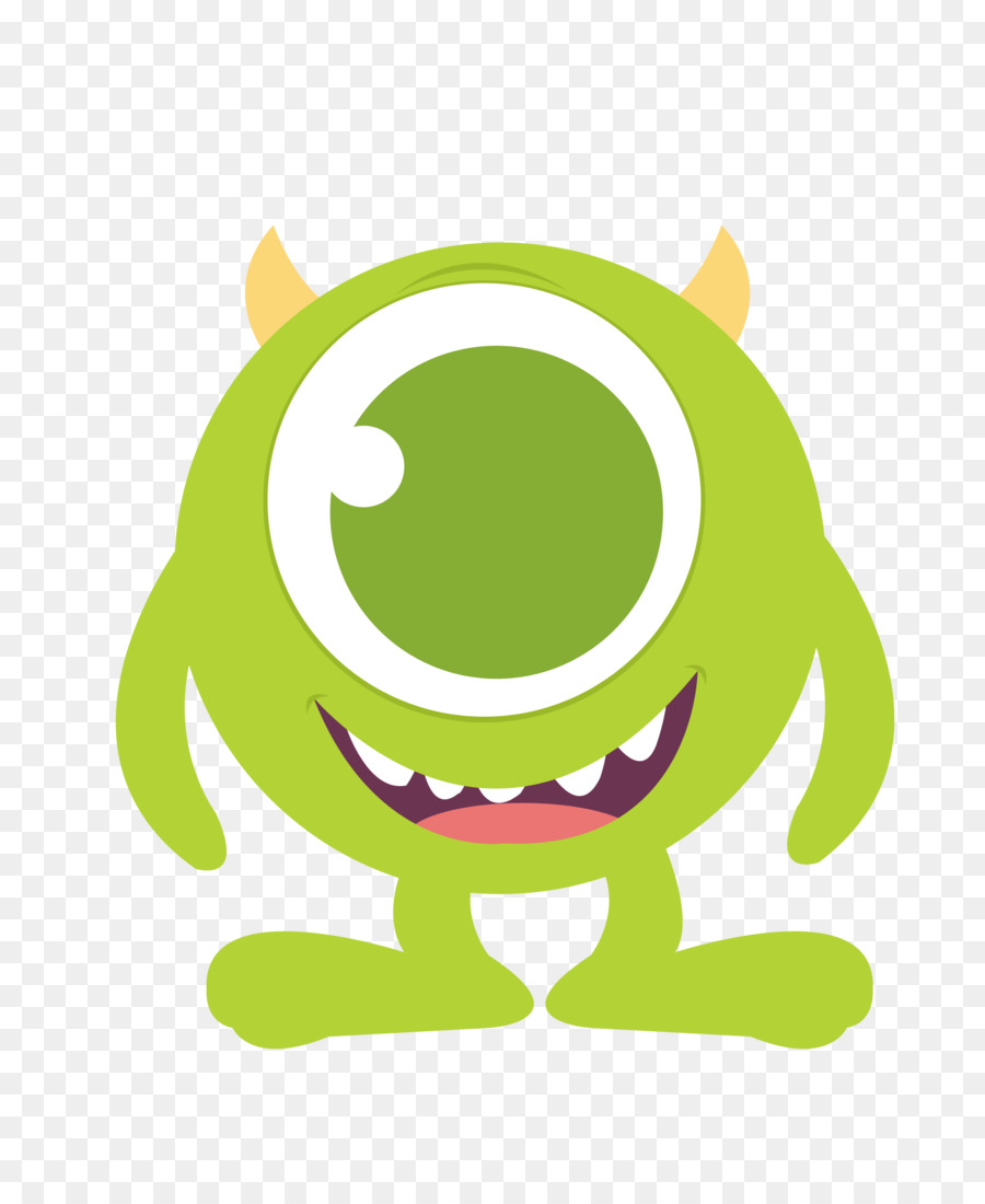 900x1100 Monsters, Inc. Child Party Clip Art
