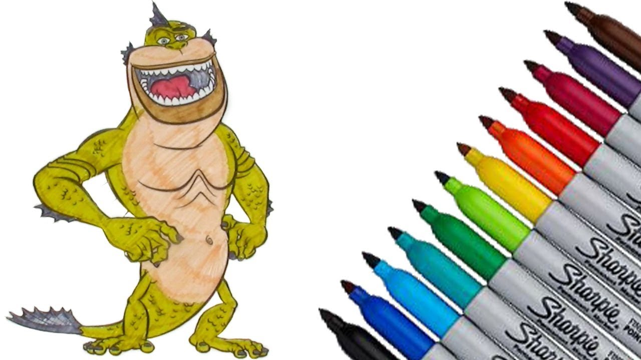 Monsters Vs Aliens Clipart at GetDrawings.com | Free for ...