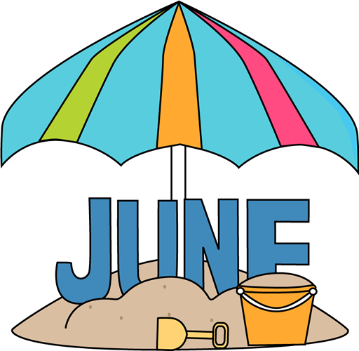 512x500 Free Month Clip Art Month Of June