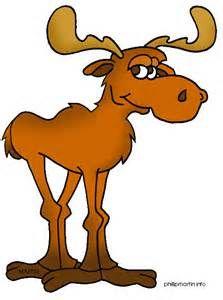 223x300 Moose Clip Art