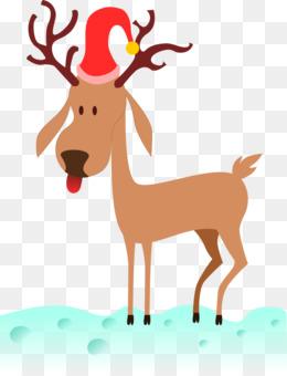 260x340 Rudolph Animation Cartoon Clip Art
