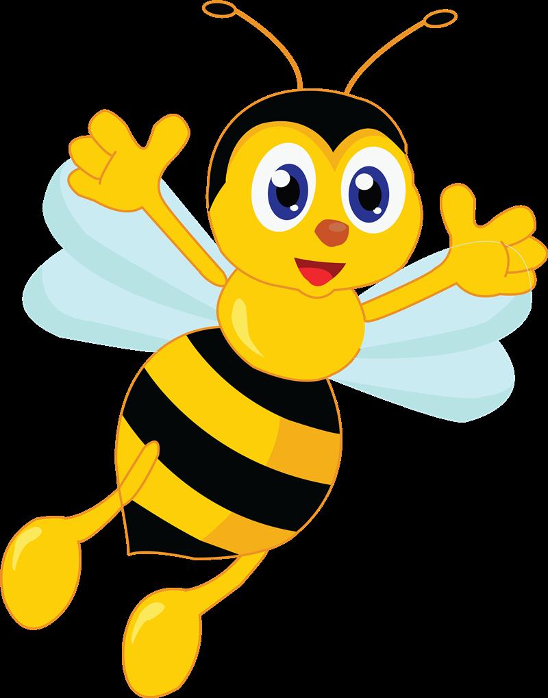 800x1019 18luxury Honey Bee Clip Art