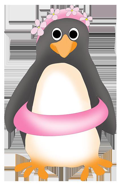 433x650 Funny Penguin Clip Art