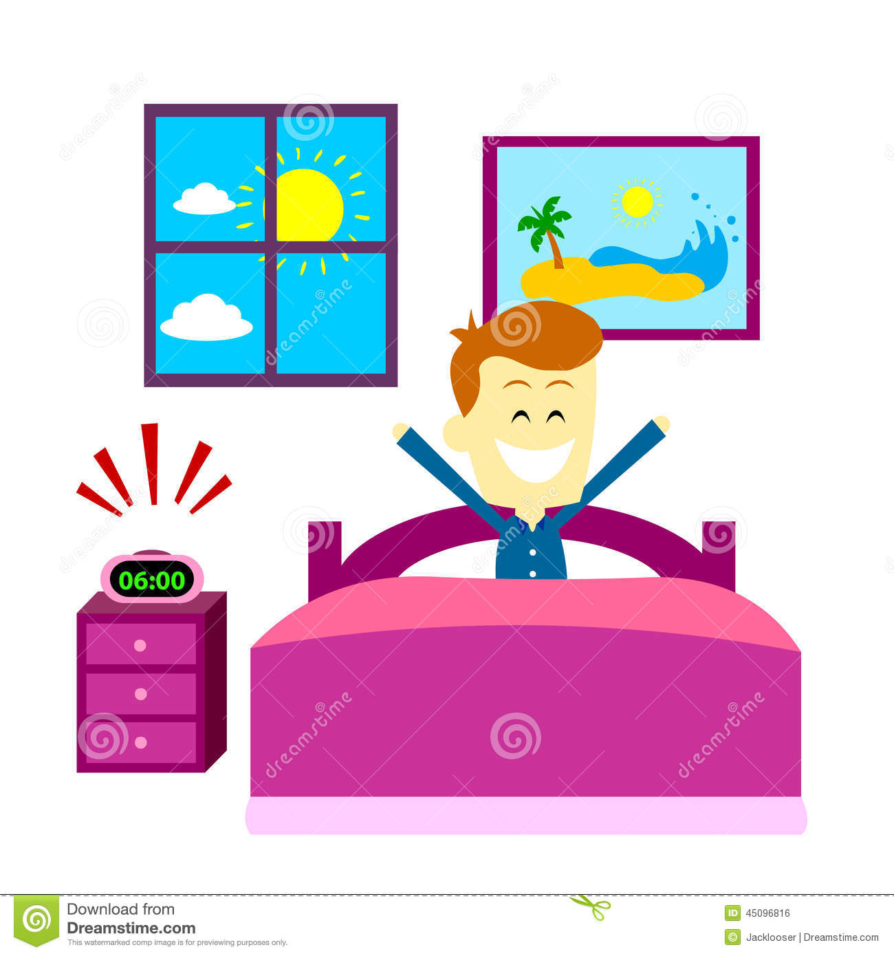 1300x1390 Collection Of Morning Wake Up Clipart High Quality, Free