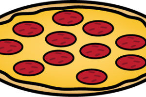 300x200 Shining Inspiration Whole Pizza Clipart Waking Up In The Morning 3